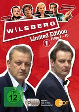 Wilsberg - Limited Edition 1, Folge 1-10 (5 Discs) Poster