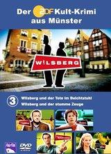 Wilsberg und der Tote im Beichtstuhl / Wilsberg und der stumme Zeuge Poster