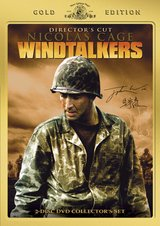 Windtalkers (Director's Cut, Gold Edition, 2 DVDs) Poster