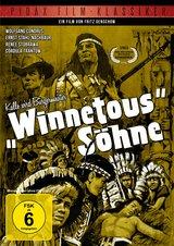 Winnetous Söhne Poster