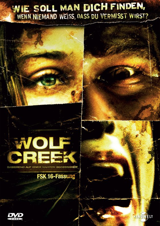 Wolf Creek Leihvideo-Cover