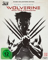 Wolverine - Weg des Kriegers (Blu-ray 3D, 3 Disc Collector's Edition) Poster
