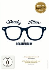 Woody Allen: A Documentary (Director's Cut, 2 Discs, OmU) Poster