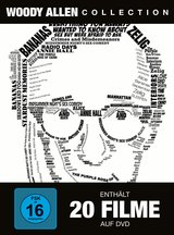 Woody Allen Collection (20 Discs) Poster