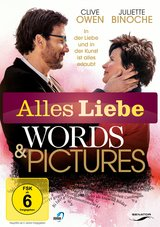Words & Pictures Poster