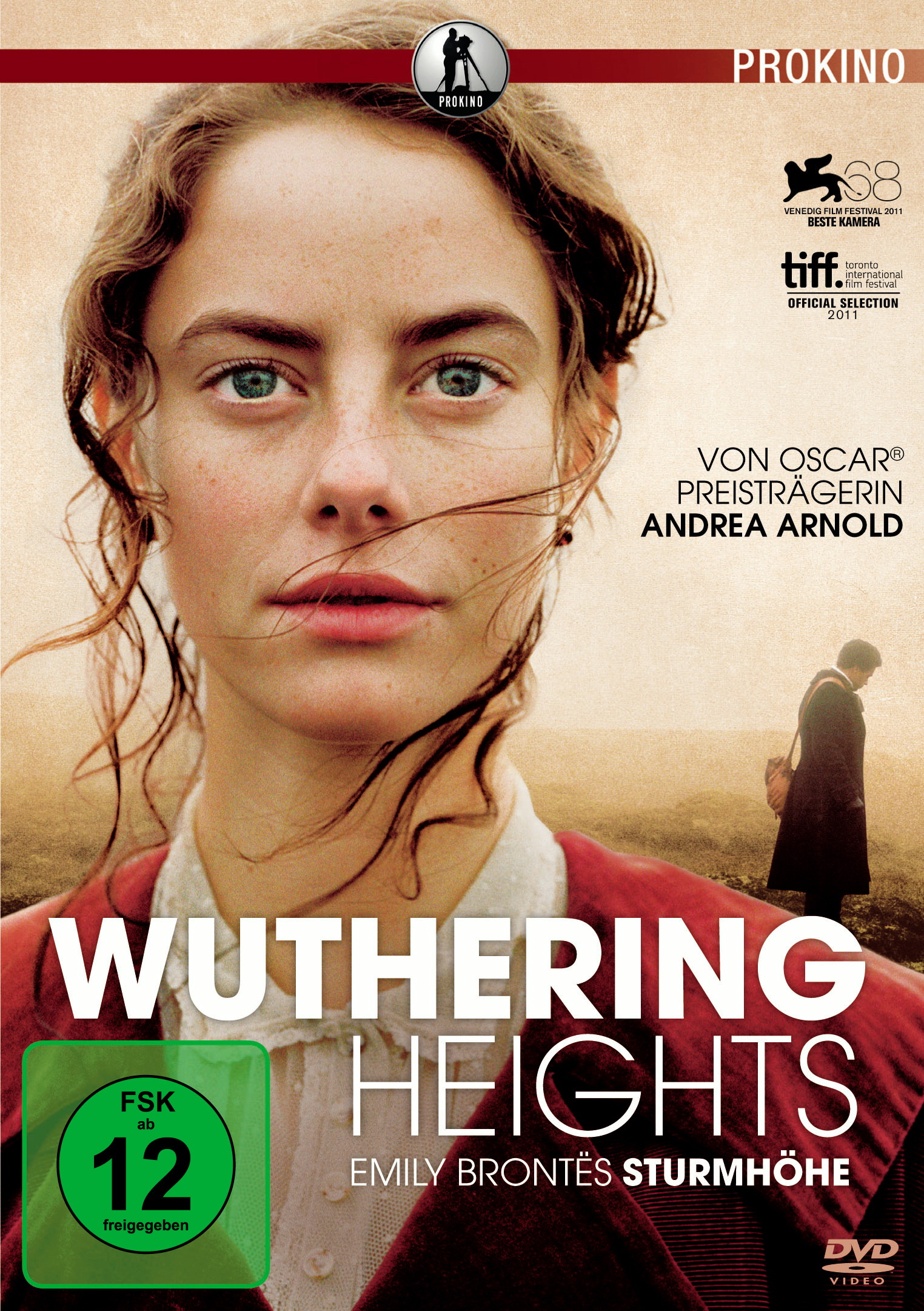Wuthering Heights - Emily Brontës Sturmhöhe Poster