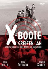 X-Boote greifen an Poster