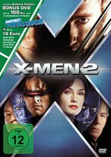 X-Men 2 (+ Bonus DVD TV-Serien) Poster