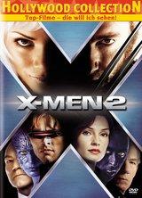 X-Men 2 (Einzel-DVD) Poster