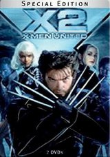 X-Men 2 (Special Edition, 2 DVDs im Steelbook) Poster