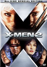 X-Men 2 (Special Edition, 2 DVDs) Poster