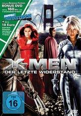 X-Men: Der letzte Widerstand (+ Bonus DVD TV-Serien) Poster