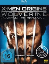 X-Men Origins: Wolverine (Extended Cut) Poster