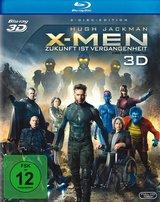 X-Men: Zukunft ist Vergangenheit (Blu-ray 3D, 2-Disc Edition) Poster