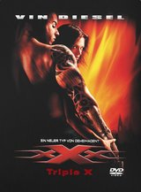 xXx - Triple X (Steelbook) Poster