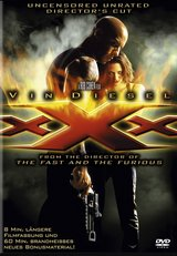 xXx - Triple X (Uncensored Unrated Director's Cut) Poster