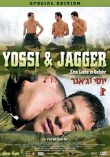 Yossi & Jagger - Eine Liebe in Gefahr Poster