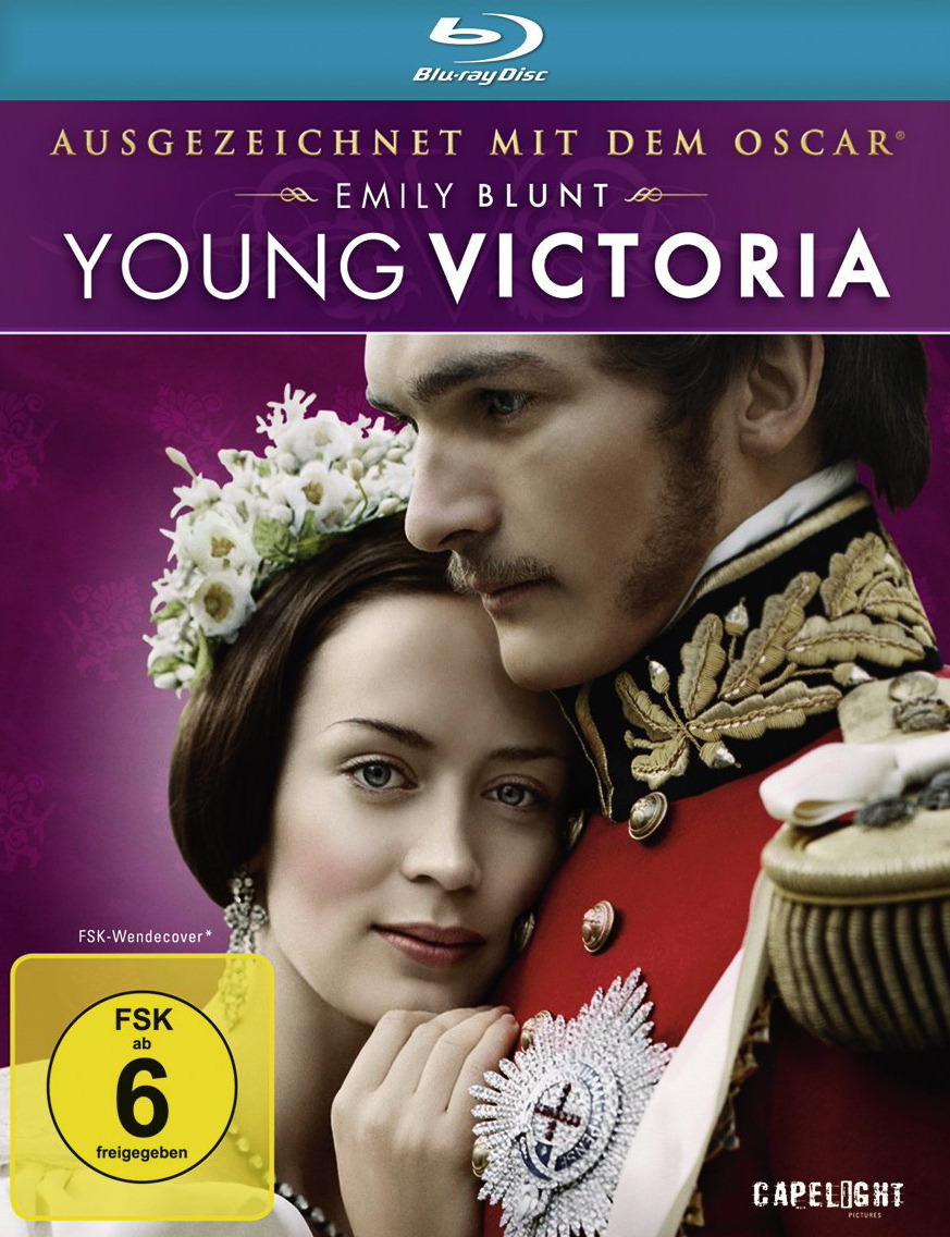 Young Victoria Poster