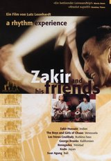 Zakir and his Friends Poster