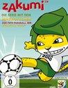 Zakumi - Das Maskottchen der Weltmeisterschaft Poster