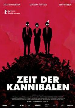 Zeit der Kannibalen Poster