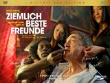 Ziemlich beste Freunde (Limitierte Fan Edition, 3 DVDs, 2 Blu-rays, 2 Audio-CDs, Digitial Copy) Poster