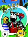 Zigby - Das Zebra DVD 1 (2 Discs) Poster