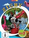 Zigby - Das Zebra DVD 3 (2 Discs) Poster
