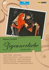 Zigeunerliebe Poster
