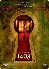 Zimmer 1408 (Einzel-DVD im Steelbook) Poster