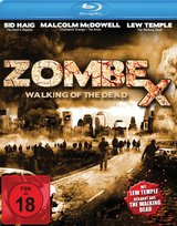 ZombeX - Walking of the Dead Poster