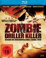 Zombie Driller Killer Poster