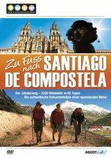 Zu Fuss nach Santiago de Compostela Poster