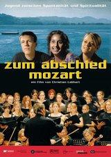 Zum Abschied Mozart Poster