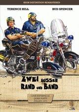 Zwei außer Rand und Band Poster