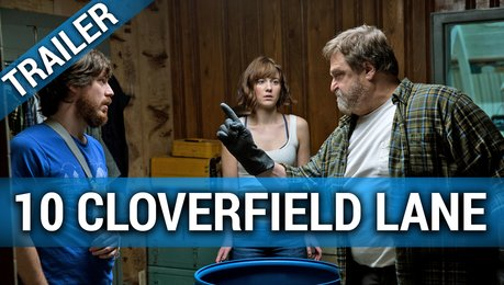 10 Cloverfield Lane - Trailer Poster