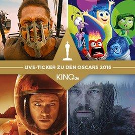 Oscars 2016: Unser Live-Ticker zur wichtigsten Filmpreis-Verleihung