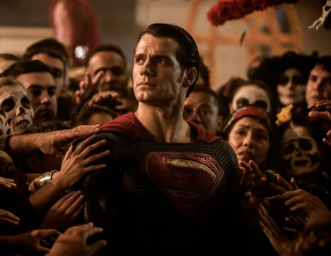 Batman v Superman Umfrage - Artikel