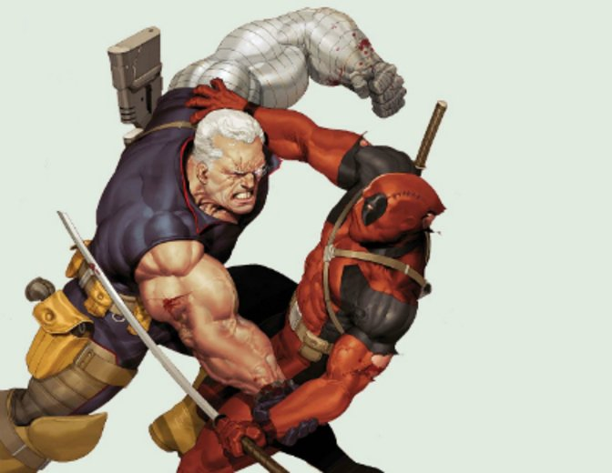 Cable Deadpool