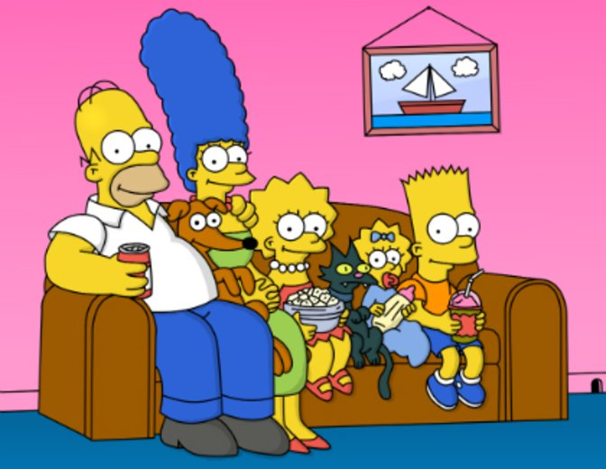 Die Simpsons Georgien   Artikel