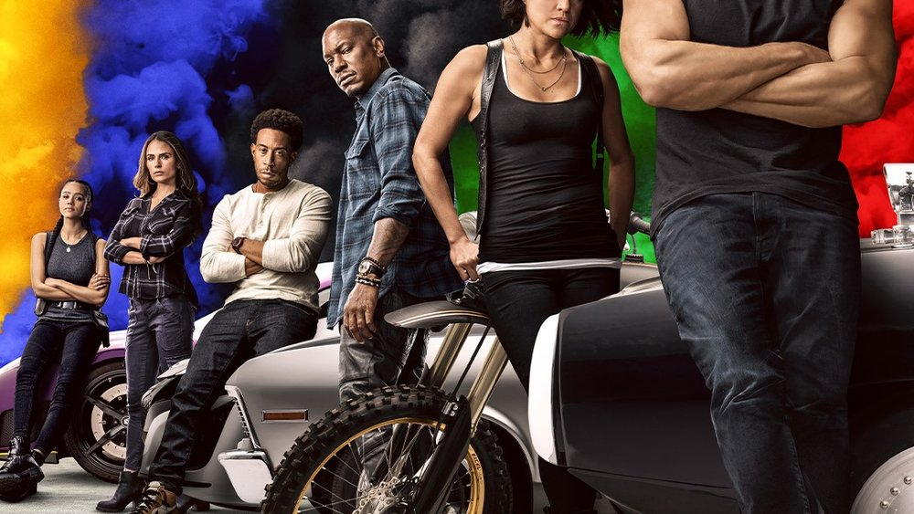 Fast & Furious 9 Poster