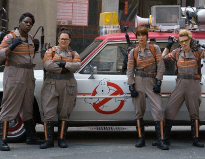 Ghostbusters Trailer Ankündigung   Artikel