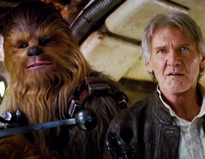 Han-Solo Chewie SW7