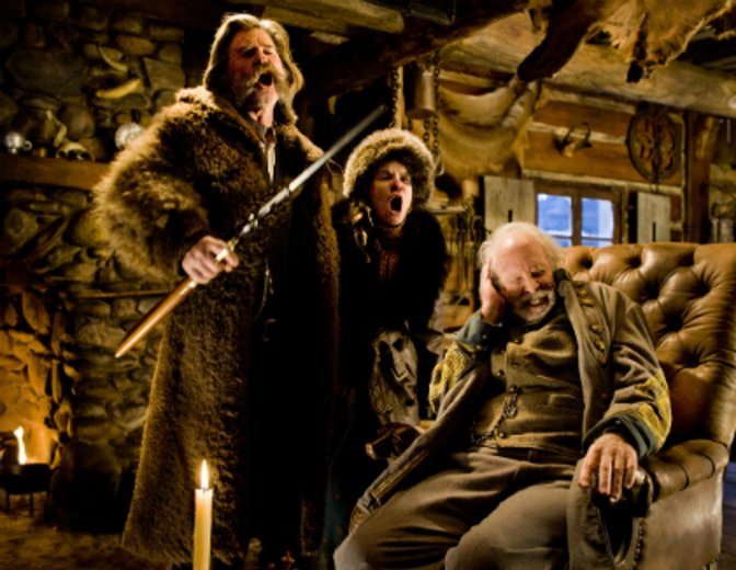 Hateful Eight Gitarre - Artikel