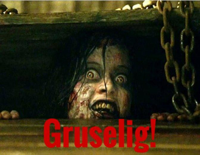 Horrorfilm Schockeffekte