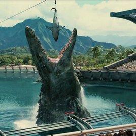 """""""Jurassic World"""": So entstanden die visuellen Dino-Effekte (Video)"""