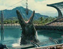 """Jurassic World"": So entstanden die visuellen Dino-Effekte (Video)"