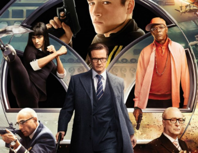 Kingsman 2 ohne Firth - Artikel
