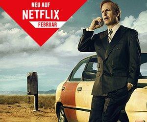 Neu auf Netflix im Februar 2016: Das sind die Serien- und Film-Highlights des Streaming-Anbieters