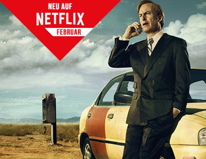Neu auf Netflix Februar